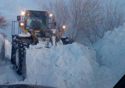 почистване на сняг 2 - Одесосстрой ООД
