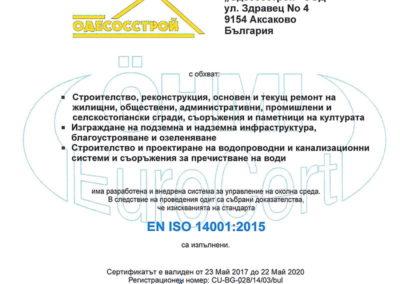 Odesosstroy - 14001